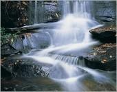 Waterfall on Lake Keowee
