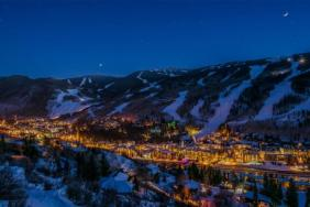 Vail Village - Photo by Jeff Andrew